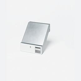 bkv 611 3 durchwurf briefkasten f r mauereinbau von siedle ebay. Black Bedroom Furniture Sets. Home Design Ideas