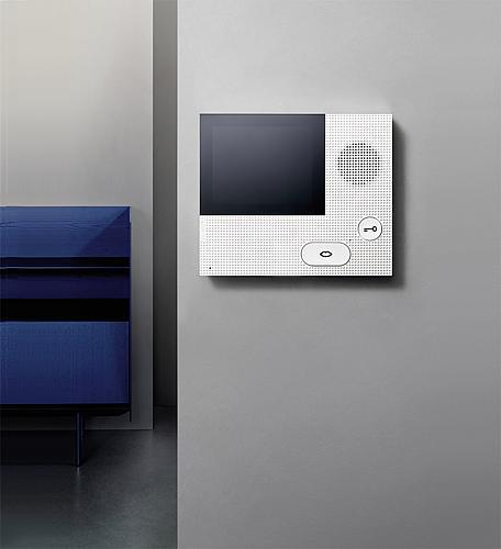siedle vib 150 0. Black Bedroom Furniture Sets. Home Design Ideas