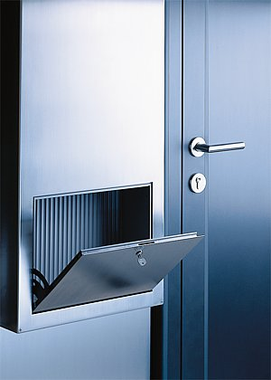 latest door intercom system by siedle chicago locksmith. Black Bedroom Furniture Sets. Home Design Ideas