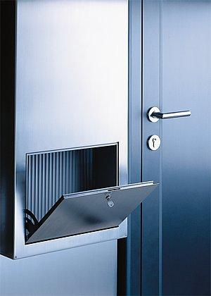 latest door intercom system by siedle chicago locksmith. Black Bedroom Furniture Sets. Home Design Ideas