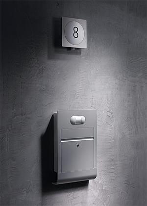 siedle red dot design award f r siedle select. Black Bedroom Furniture Sets. Home Design Ideas