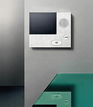 siedle der standard siedle basic. Black Bedroom Furniture Sets. Home Design Ideas
